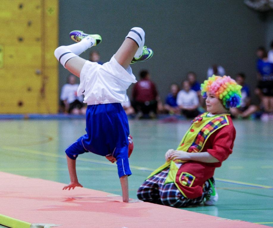 Sportveranstaltung Neue Mittelschule Wörgl