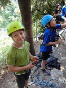 Klettern in Riva 2013