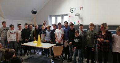 4. Vorlesetag an der Sportmittelschule Wörgl 1