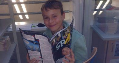 Lesetraining mit Leseschatz und Sachbuchrallye in unserer Schulbibliothek…
